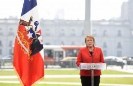 Actualmente, la chilena Michelle Bachelet (imagen) es la única jefa de Estado o de Gobierno en América y una de las diecisiete que a fecha de 1 de enero había en todo el mundo, dos menos que en 2015.