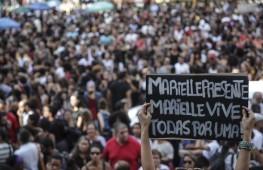 marielle, presente_ANTONIO LACERDA EFE