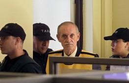 Miguel Krassnoff Martchenko, el brigadier del Ejército chileno, suma 700 años de cárcel por violaciones a los derechos humanos. Foto: Agencia Uno
