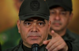 vladimir padrino ministro defesa venezuela